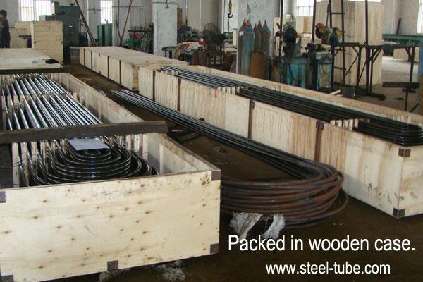 Carbon & Alloy steel U tubes
