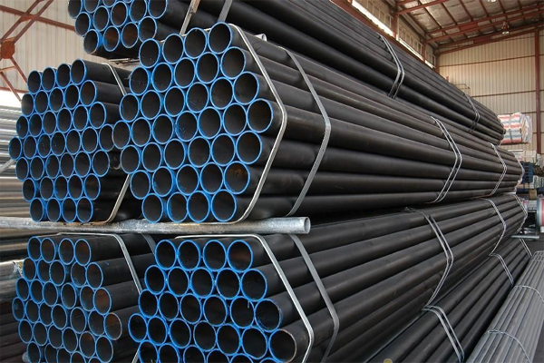 DIN 17175 alloy steel pipes
